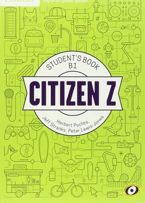 CITIZEN Z B1 STUDENT'S BOOK