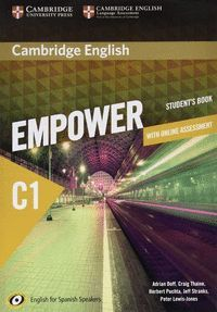 CAMBRIDGE ENGLISH EMPOWER FOR SPANISH SPEAKERS C1 LEARNING PACK (STUDENT'S BOOK