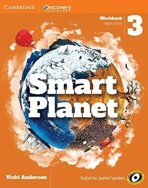 SMART PLANET LEVEL 3 WORKBOOK ENGLISH