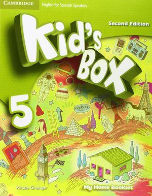 KID'S BOX 5 ACTIVITY BOOK 2014