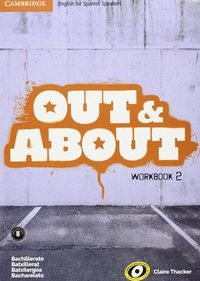 OUT AND ABOUT 2 WB NB 15 WITH DOWNLOADABLE CD