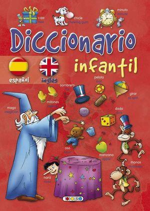 DICCIONARIO INFANTIL ESPAÑOL - INGLES