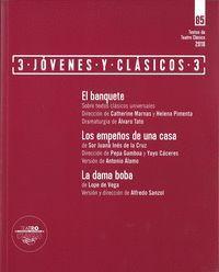 TEXTOS DE TEATRO CLÁSICO Nº 85. 3 JÓVENES Y CLÁSICOS 3