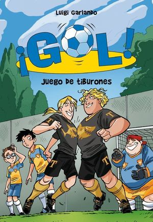 JUEGO DE TIBURONES (SERIE ¡GOL! 27)