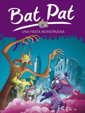 UNA FIESTA MONSTRUOSA (SERIE BAT PAT 42)