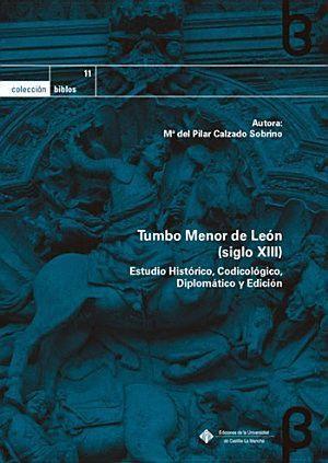 TUMBO MENOR DE LEON (SIGLO XIII)