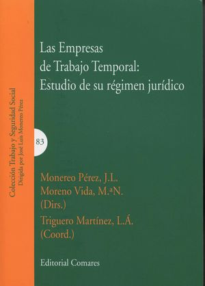 LAS EMPRESAS DE TRABAJO TEMPORAL