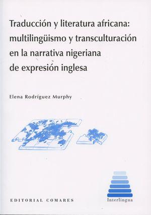 TRADUCCION Y LITERATURA AFRICANA