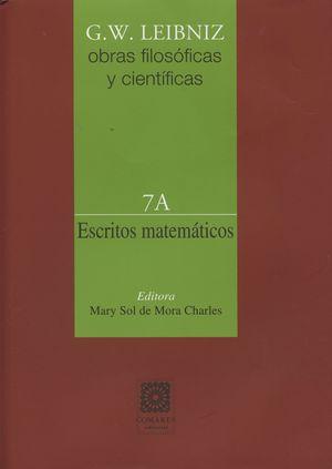 ESCRITOS MATEMATICOS 7A