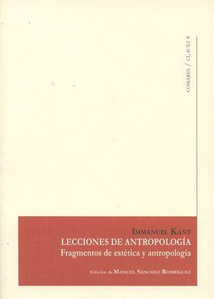 LECCIONES DE ANTROPOLOGIA