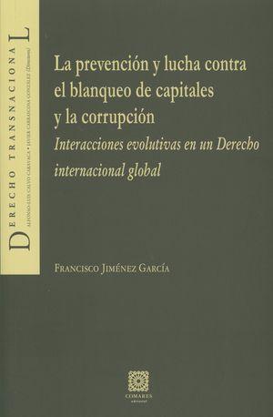 LA PREVENCION Y LUCHA CONTRA EL BLANQUEO DE CAPITALES Y LA CORRUP