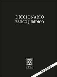 DICCIONARIO BASICO JURIDICO