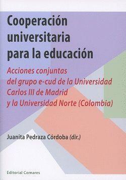 COOPERACIÓN UNIVERSITARIA PARA LA EDUCACIÓN