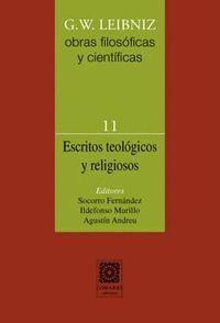 ESCRITOS TEOLÓGICOS Y RELIGIOSOS