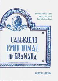 CALLEJERO EMOCIONAL DE GRANADA 2020