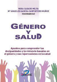 GÉNERO Y SALUD