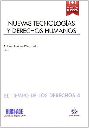 NUEVAS TECNOLOGÍAS Y DERECHOS HUMANOS