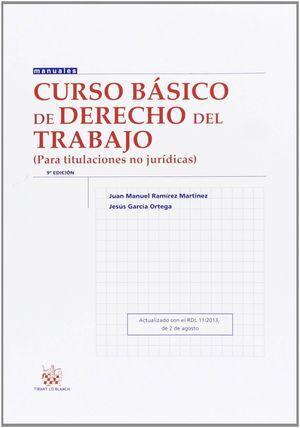 CURSO BÁSICO DE DERECHO DEL TRABAJO