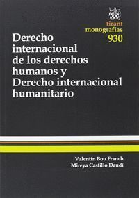 DERECHO INTERNACIONAL DE LOS DERECHOS HUMANOS Y DERECHO