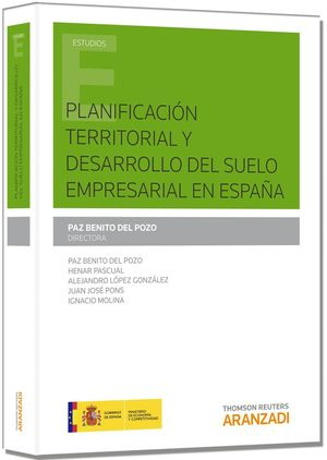 PLANIFICACION TERRITORIAL Y DESARROLLO DE SUELO EMPRESARIAL EN ES