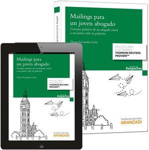 MAILINGS PARA UN JOVEN ABOGADO (PAPEL + E-BOOK)