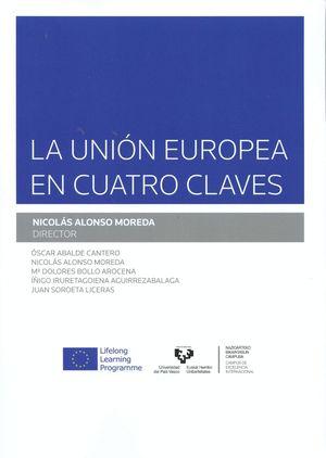 LA UNION EUROPEA EN CUATRO CLAVES