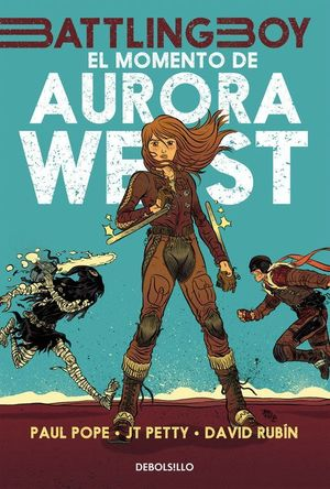 EL MOMENTO DE AURORA WEST (VOL. 1)