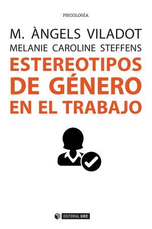 ESTEREOTIPOS DE GENERO EN EL TRABAJO