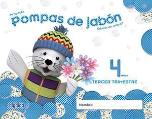 POMPAS DE JABON 4 AÑOS. 3º TRIMESTRE. PROYECTO EDUCACION INFANTIL