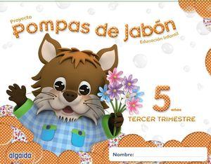 POMPAS DE JABON 5 AÑOS 3ºTRIMESTRE 14
