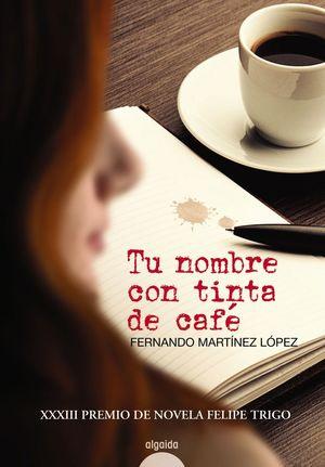 TU NOMBRE CON TINTA DE CAFE