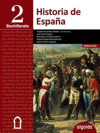 HISTORIA DE ESPAÑA 2º BACH. 2016