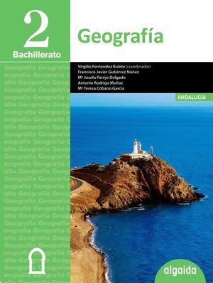 GEOGRAFIA 2º BACHILLERATO ANDALUCIA