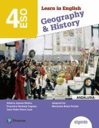LEARN IN ENGLISH GEOGRAPHY & HISTORY 4º ESO
