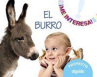 PROYECTO  EL BURRO (3 AÑOS) ME INTERESA