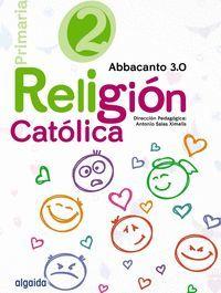 RELIGION 2º EP ABBACANTO 3.0.
