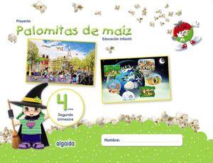 PALOMITAS DE MAIZ 4 AÑOS 2ºTRIMESTRE EI 18