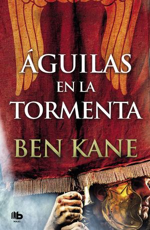 ÁGUILAS EN LA TORMENTA (ÁGUILAS DE ROMA 3)
