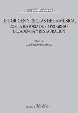 DEL ORIGEN Y LAS REGLAS DE LA MUSICA