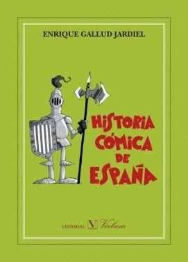 HISTORIA COMICA DE ESPAÑA