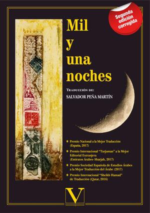 MIL Y UNA NOCHES (OBRA COMPLETA 4 VOL.) 2ª ED. CORREGIDA. PREMIO NACIONAL A LA M