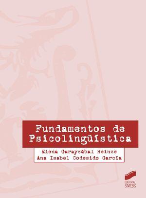 FUNDAMENTOS DE PSICOLINGUISTICA
