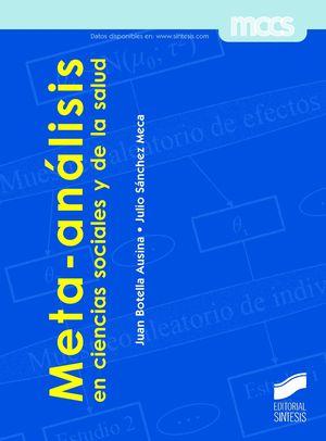 META ANALISIS EN CIENCIAS SOCIALES Y DE LA SALUD