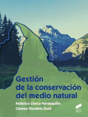 GESTION DE LA CONSERVACION DEL MEDIO NATURAL