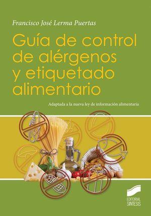 GUIA CONTROL DE ALERGENOS Y ETIQUETADO ALIMENTARIO