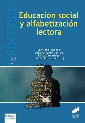 EDUCACIÓN SOCIAL Y ALFABETIZACIÓN LECTORA