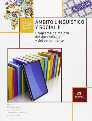 AMBITO LINGUISTICO Y SOCIAL II PMAR
