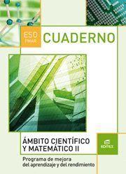 CUADERNO PMAR AMBITO CIENTIFICO Y MATEMATICO II
