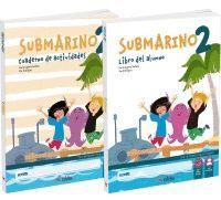 PACK SUBMARINO 2. LIBRO DEL ALUMNO + CUADERNO DE EJERCICIOS