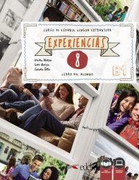 EXPERIENCIAS 8. B1. LIBRO DEL ALUMNO